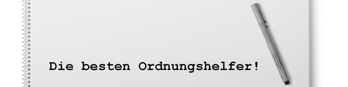 Ordnungshelfer Furs Home Office Zeitakrobat De